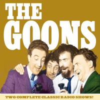 The Goons -Two Classic Radio Shows CD